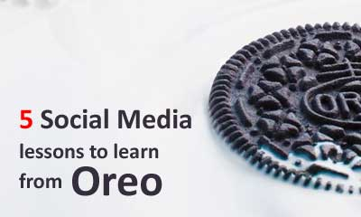 5 social media lessons to learn from oreo digital insights freerunsca Image collections