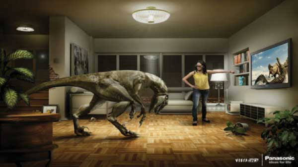 panasonic 3d tv ad