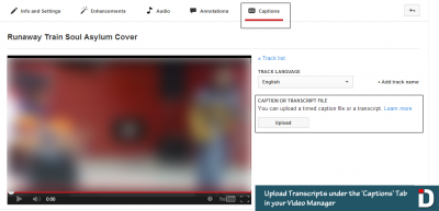 Use YouTube Transcripts to improve your YouTube SEO