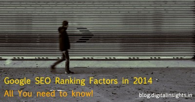 SEO Ranking Factors for 2014