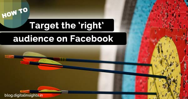 how to get target audience on facebook
