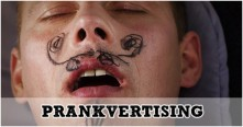 Prankvertising - New form of advertising?