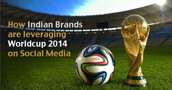 world cup 2014 india  social media
