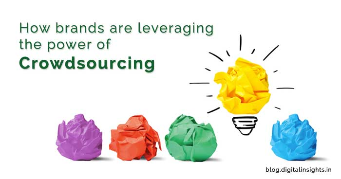 How brands are leveraging Social Media Crowdsourcing?