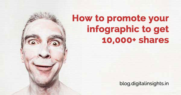 How to promote your Infographic to get 10000 shares