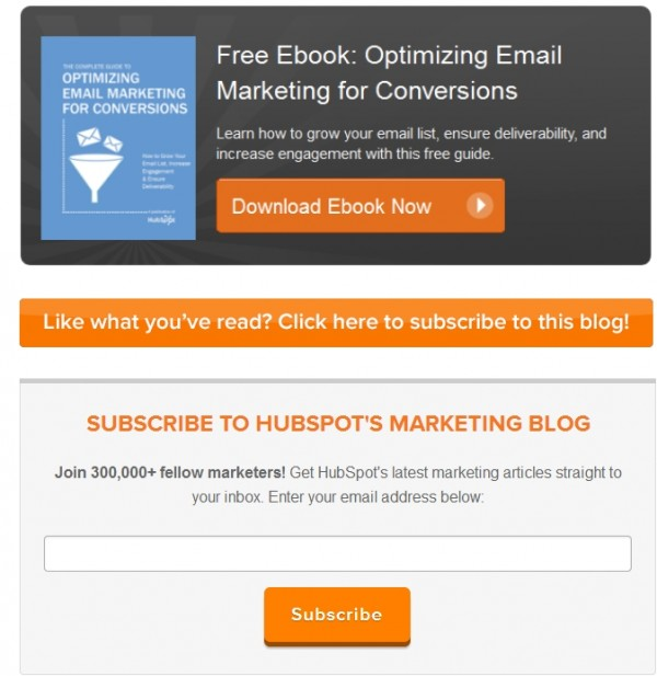 Hubspot Email Example