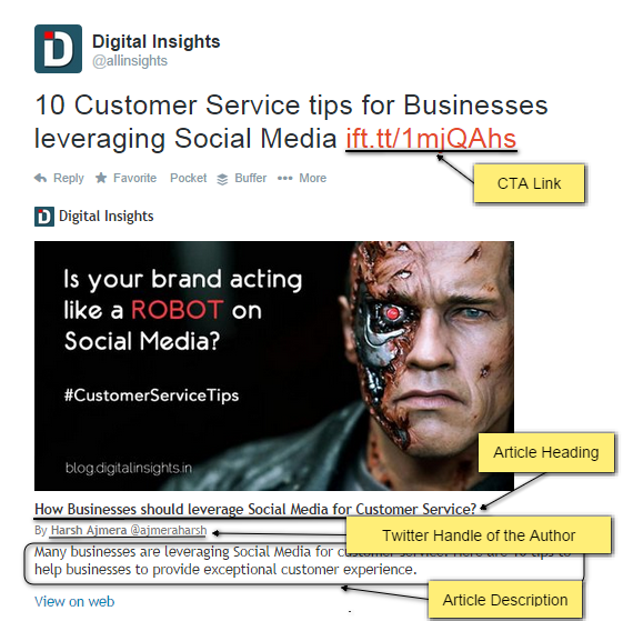 Digital Insights Twitter Cards