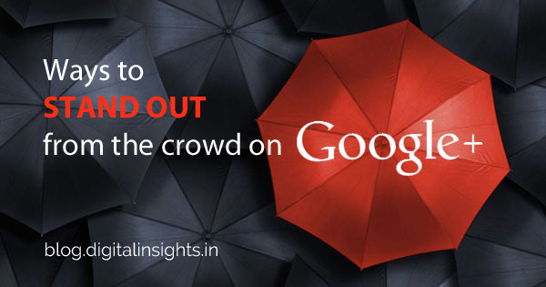 google plus strategy