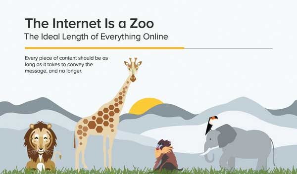 best infographic 2014 internet in zoo
