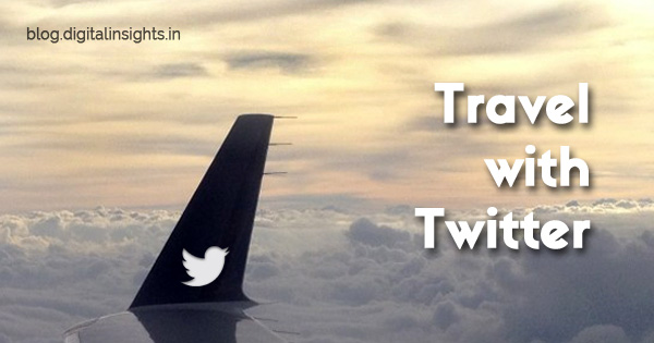 travel brands using twitter